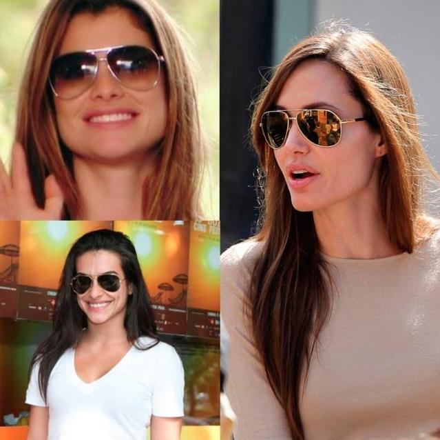 936aabec8b422 Os modelos ideais de óculos para o seu rosto. - Eliziê Ribeiro